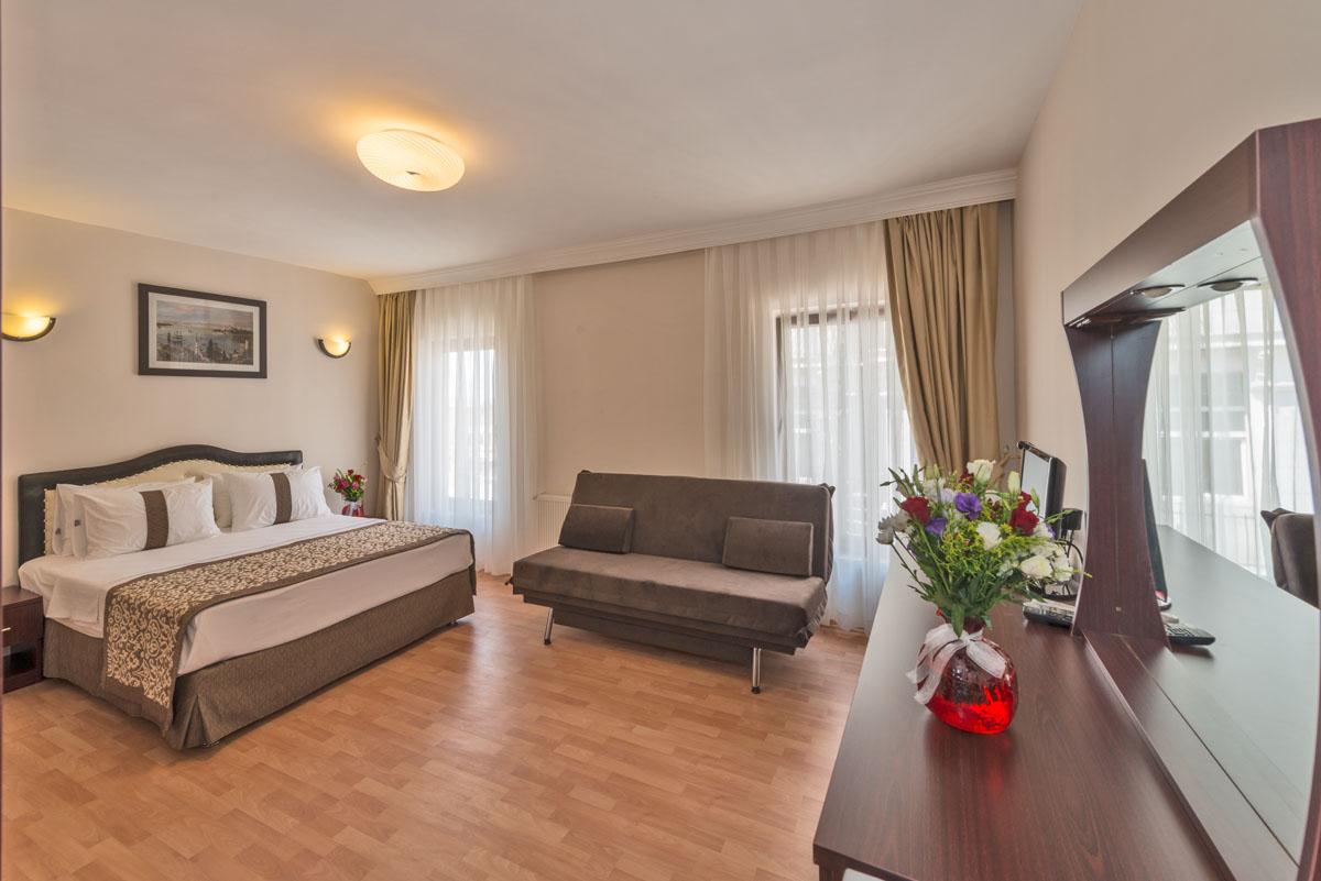 Taxim Marin Hotel    Odalar U0131m U0131z